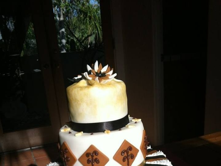 Tmx 1455394470645 8 San Diego wedding cake