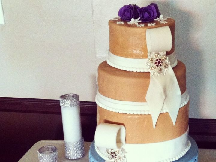 Tmx 1455394485043 10 San Diego wedding cake