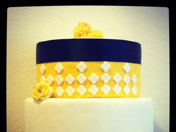 Tmx 1455394547075 19 San Diego wedding cake