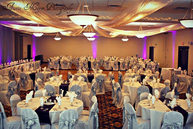 The Wellington Fishers Banquet And Conference Center Unveil
