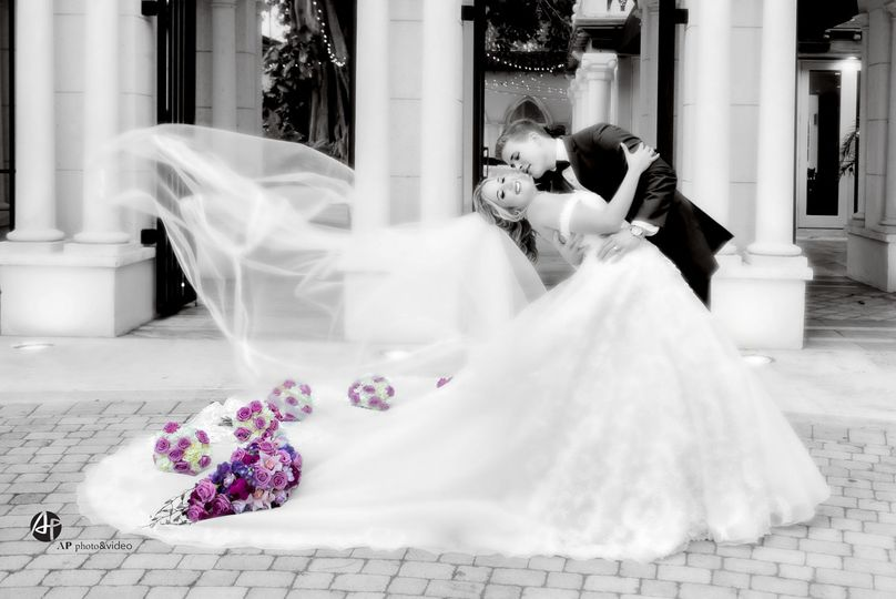 AP Photo & Video - Addison Wedding