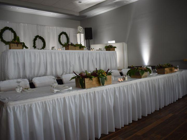 Tmx Head Table 51 133612 Okoboji, IA wedding venue