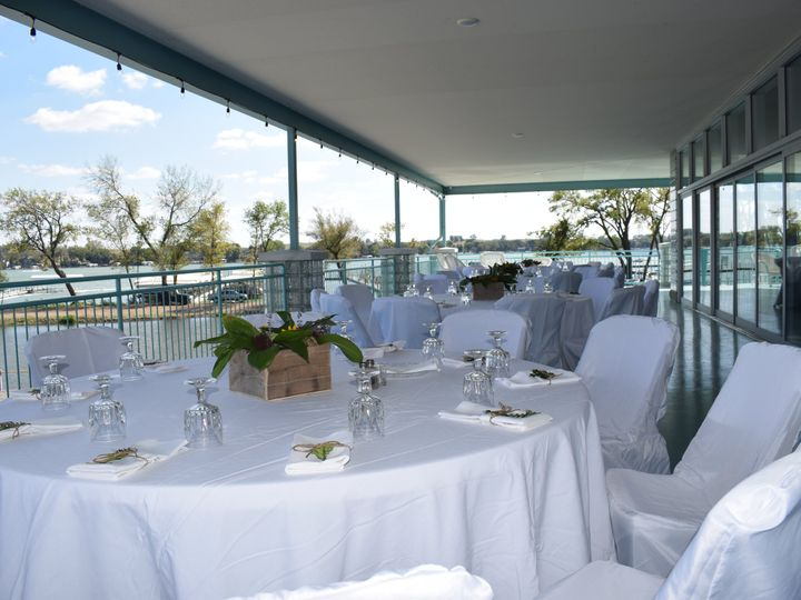 Tmx Outside Deck Seating 51 133612 Okoboji, IA wedding venue