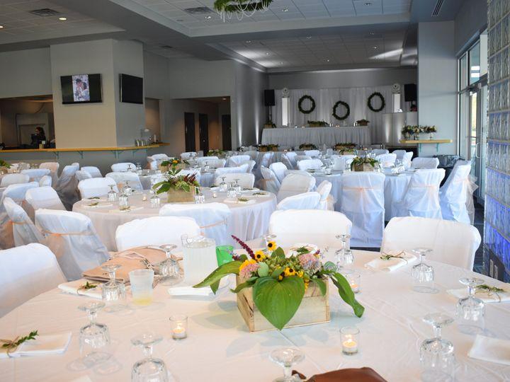 Tmx Wedding Table Set Up 51 133612 Okoboji, IA wedding venue