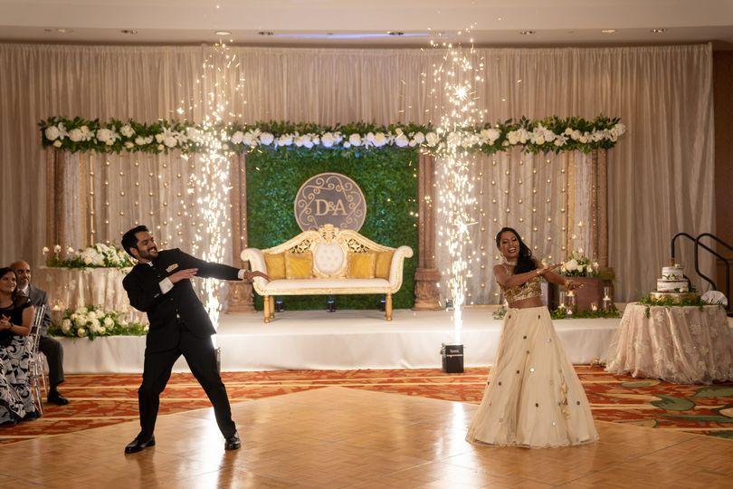 Divya & Amit