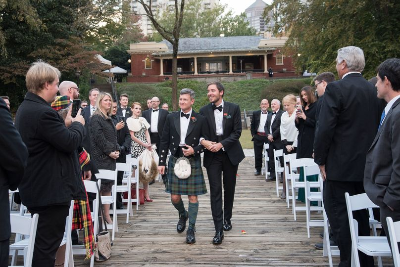 Grooms Entrance