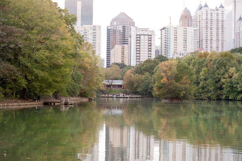 Atlanta Backdrop