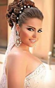 Classy hair Bride