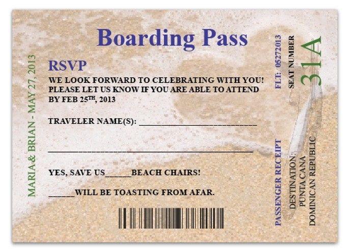 Tmx 1373313070081 Passport 50 Bp West Creek wedding invitation