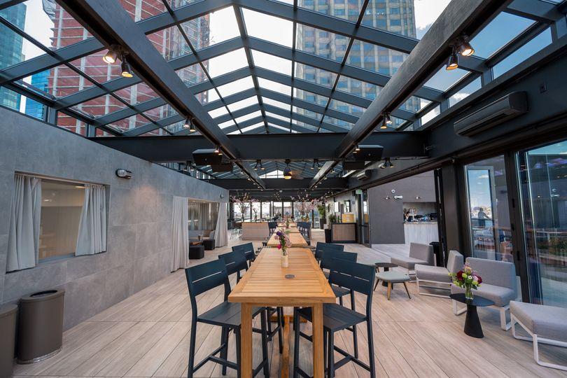 Roof Top Indoor / Outdoor