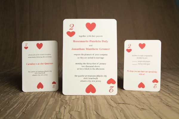 Tmx 1328664087886 2ofHeartsWeddingInvitations1 Springfield wedding invitation