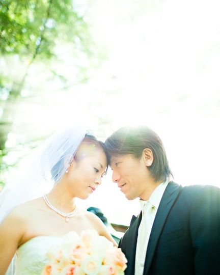 Corliss photography, bride and groom
