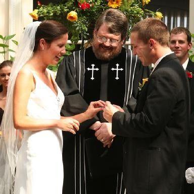 Tmx 1420475354325 384frkeninrobewcouple Memphis & Jackson wedding officiant