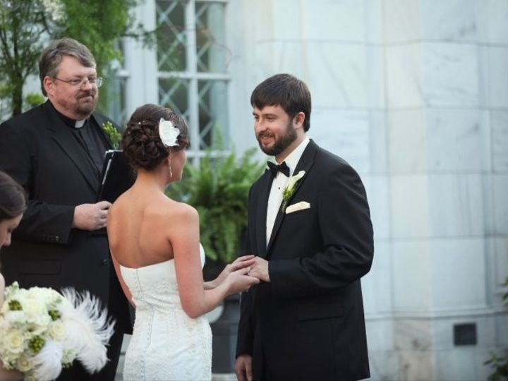 Tmx 1420475370660 Father Ken And Brooks Couple Memphis & Jackson wedding officiant