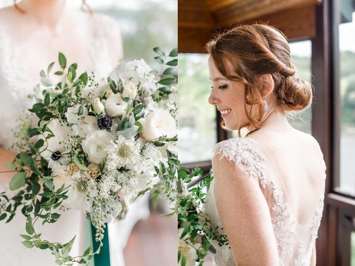 Hair by Andi at Varuna | Makeup by Brittany N at Varuna | Kimberly Florence Photography