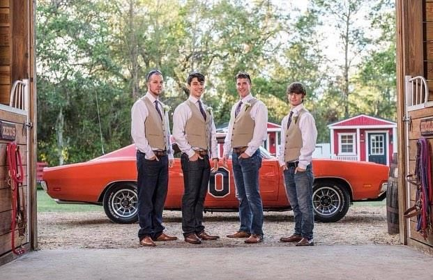 General lee & the boys