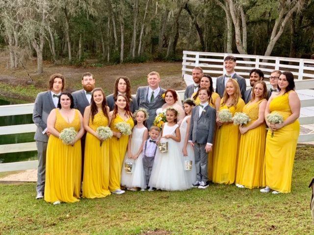 Hpr wedding party