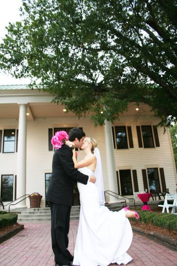 Raleigh Outdoor Wedding Venue