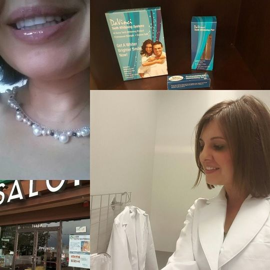 salon collage