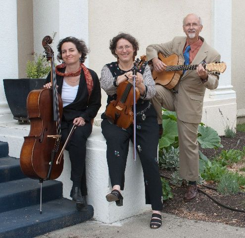 Vlazville Music's Skyline Trio (with guitar-also available with cello)