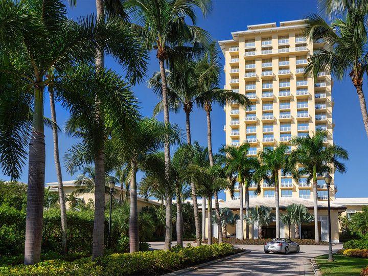 Tmx Hyatt Regency Coconut Point Resort And Spa Front Drive075x 51 430712 159975113811717 Bonita Springs, FL wedding venue