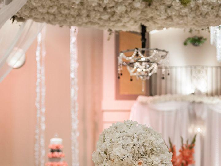 Tmx 1445922952929 2 Middle Fresh Coral Glads With Hydrangeas8510 Brighton, CO wedding venue