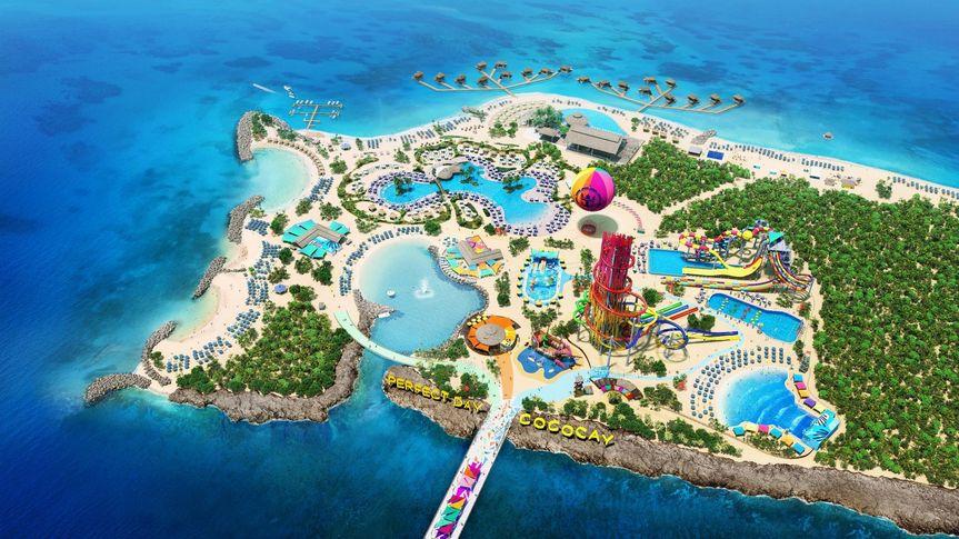 Royal Caribbean private island