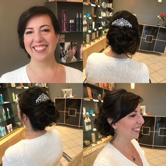 Salon Montage Bride trial