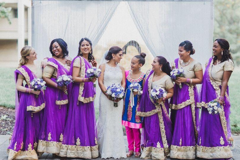 Bridesmaid by Salon Montage