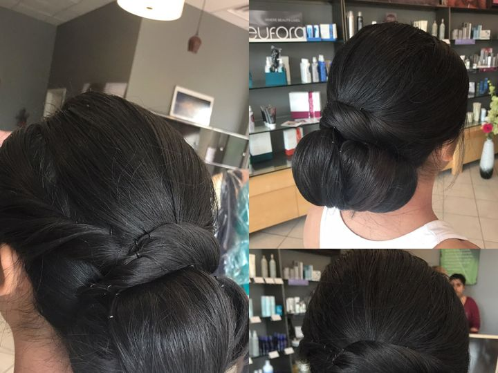 Tmx 1501348692401 Hair Donr By Salon Montage Leesburg, District Of Columbia wedding beauty