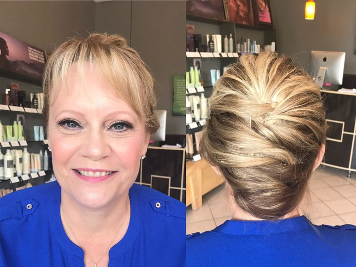 Tmx 1501348773540 Hair And Make Up Bridal Party Jen Leesburg, District Of Columbia wedding beauty
