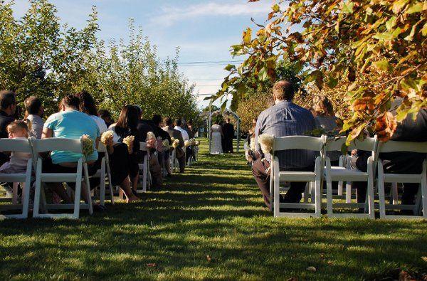Orchard Ceremony