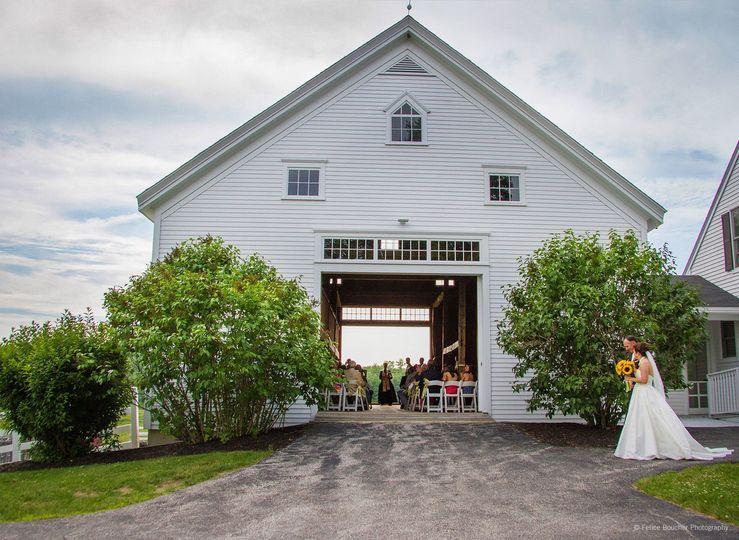 Merrill Farmhouse Barn