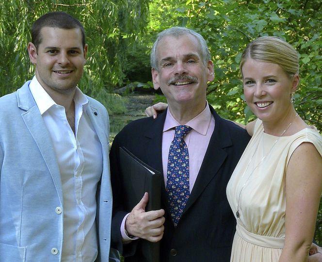 Kevin Bain - Wedding Celebrant & Minister - Contemporary, Inclusive, Non-Denominational