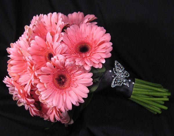 Tmx 1307982347812 Pinkgerbbridalbouquet Tilton, New Hampshire wedding florist