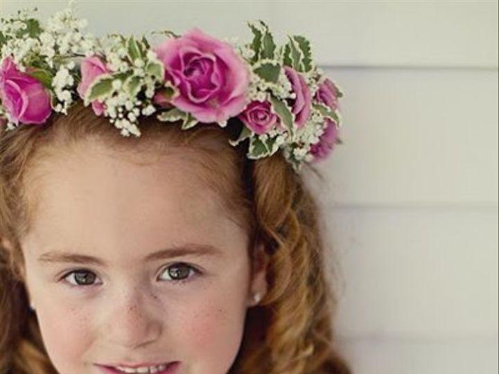 Tmx 1313253645488 Offsetflowergirlwreathpro Tilton, New Hampshire wedding florist