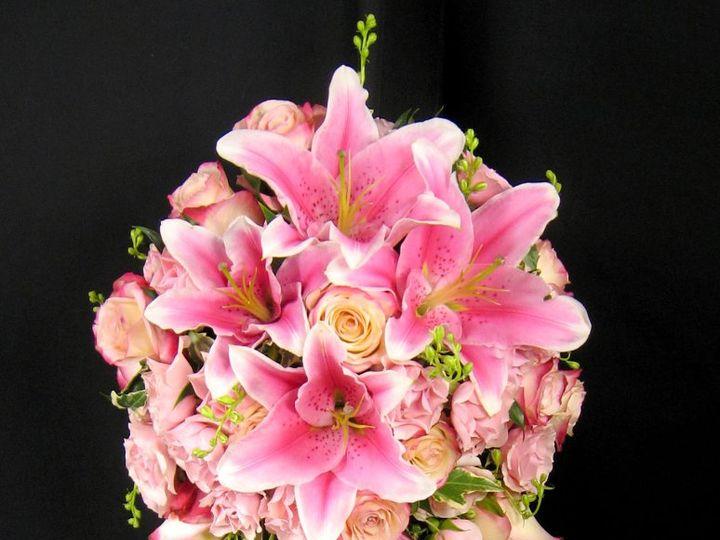 Tmx 1358210189651 Pinkcascadebouquet Tilton, New Hampshire wedding florist
