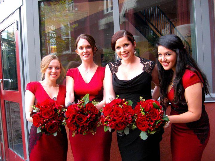 Tmx 1384112108321 Hannahbridesmaidsoutsid Tilton, New Hampshire wedding florist