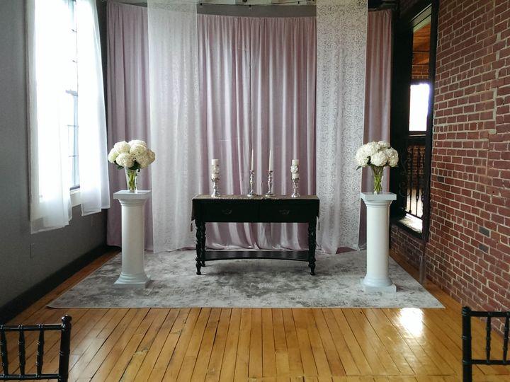 Tmx 1415209372988 Jessykafavazzaaltar Tilton, New Hampshire wedding florist