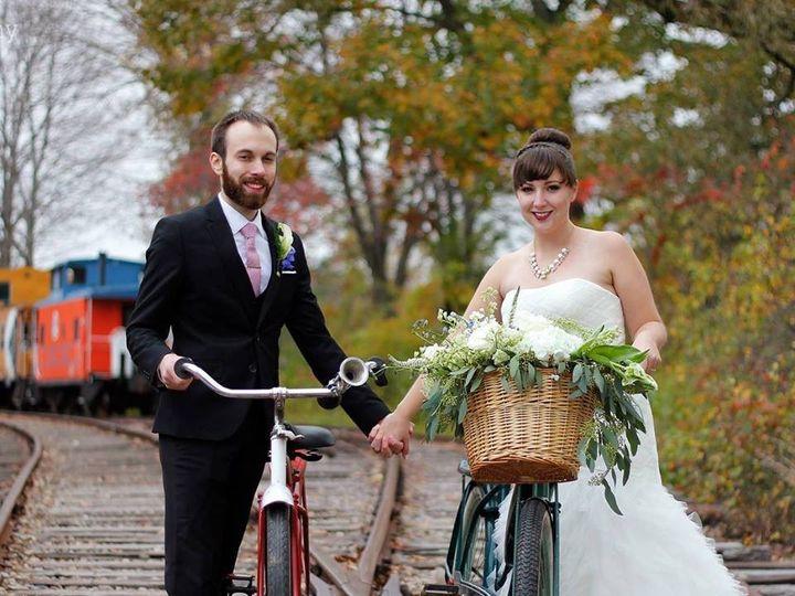 Tmx 1415211902133 1378754408246032635235845217204n Tilton, New Hampshire wedding florist