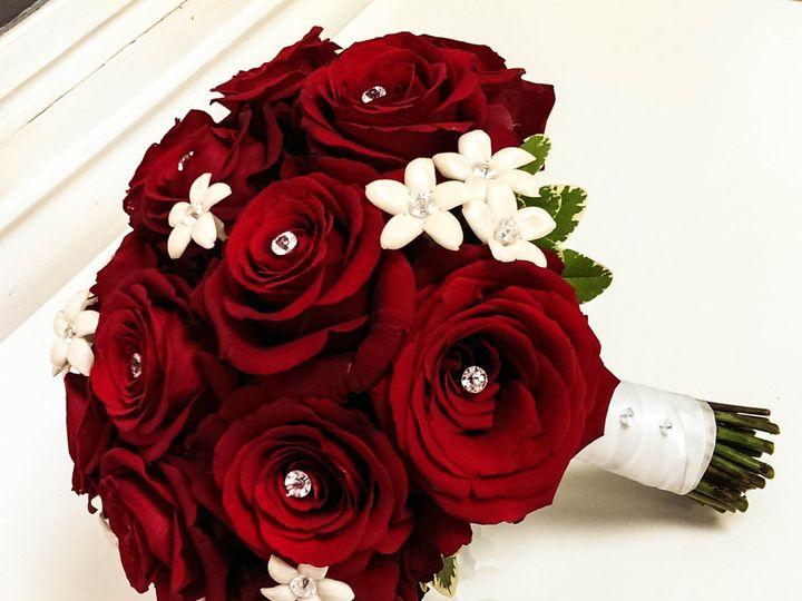 Tmx 1451513043496 Redrosebouquet Tilton, New Hampshire wedding florist
