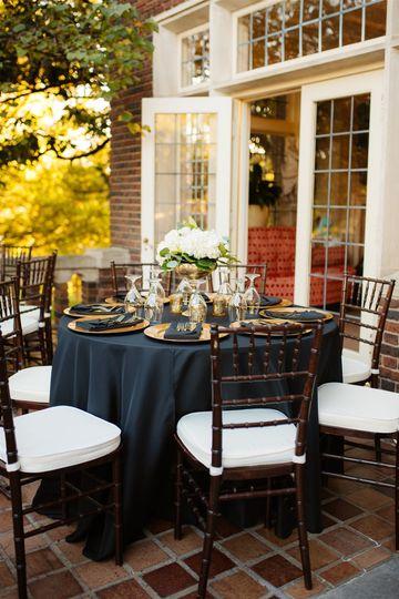 Out Front Table Arrangements