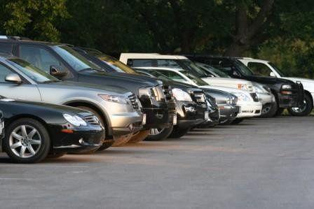 Parked transportation services