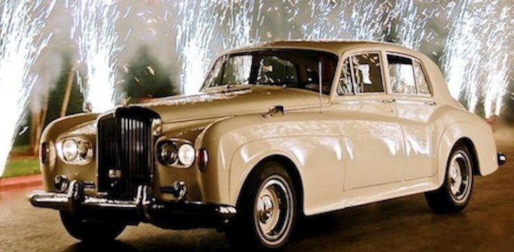 '63 Bentley