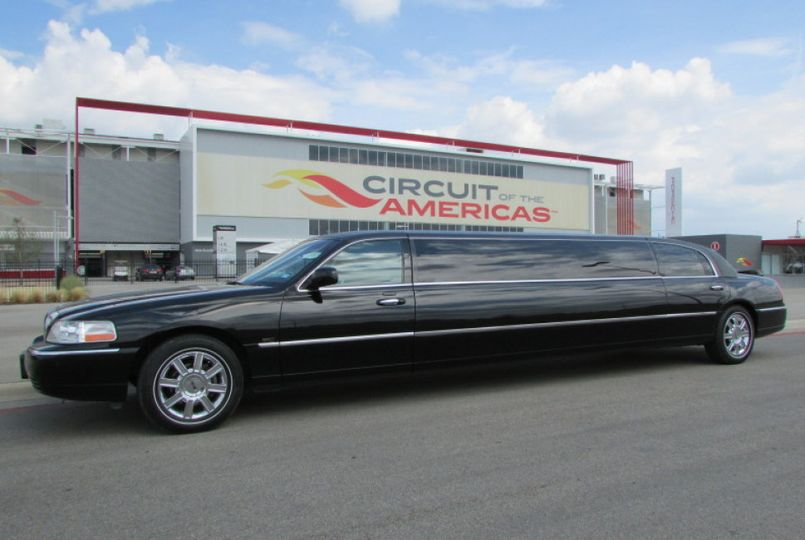 Limo at CoTA