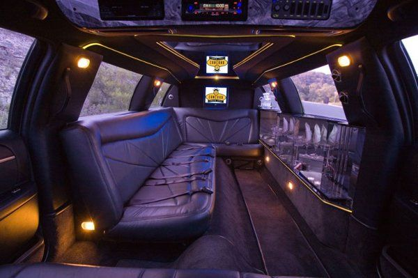 Tmx 1330331309588 Interioroflimo Austin, Texas wedding transportation