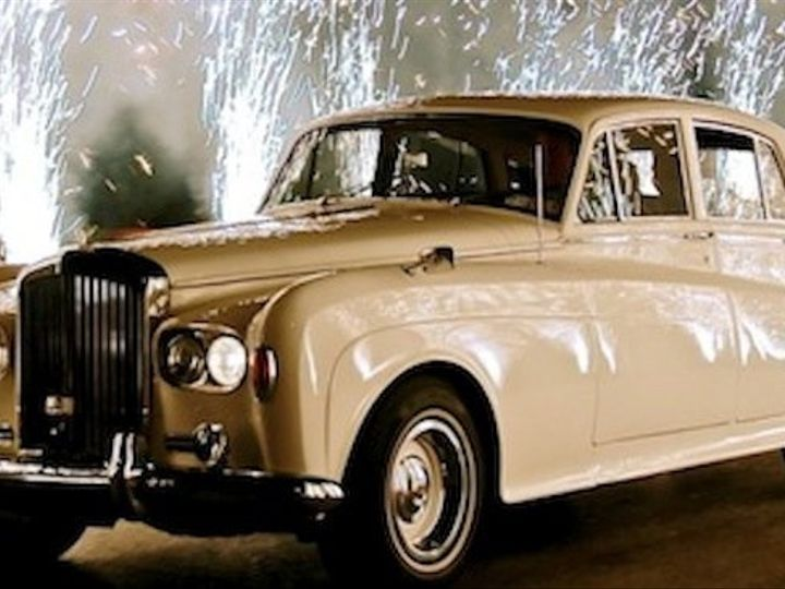 Tmx 1359872935484 63WhiteBentleywithFireworks Austin, Texas wedding transportation