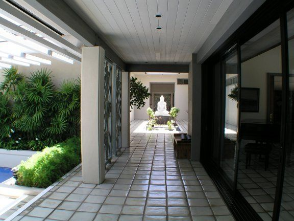 Hallway at The Sullivan Estate.