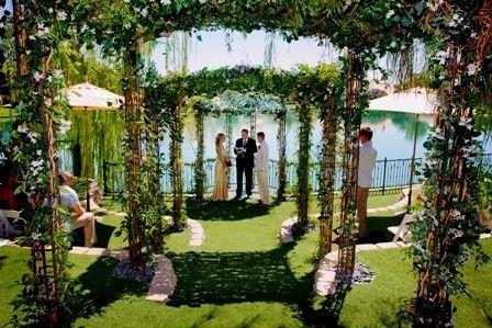 outdoor wedding 21