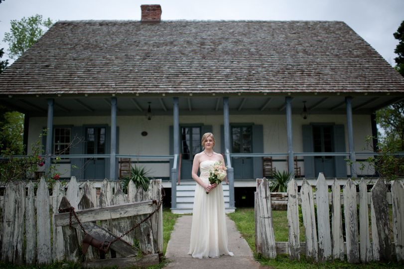 Pre-bridal shots in our historic village